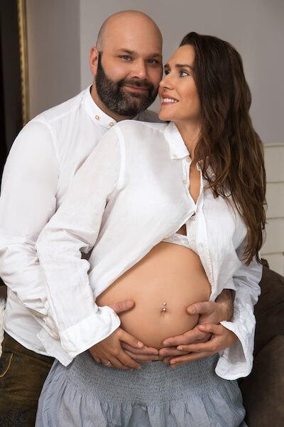 Babybauchshooting-Prien-Chiemsee