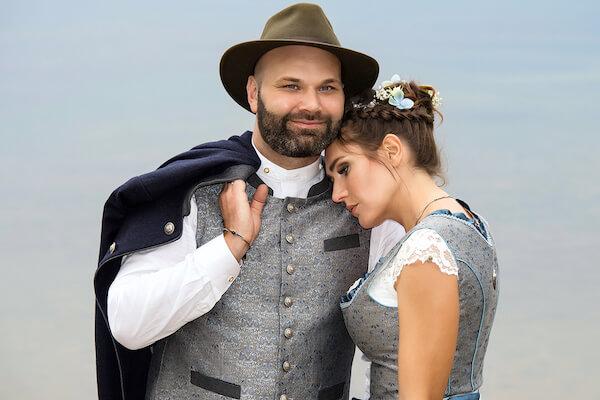 Brautpaar-Fotograf-Chiemsee-Rosenheim-Hochzeit