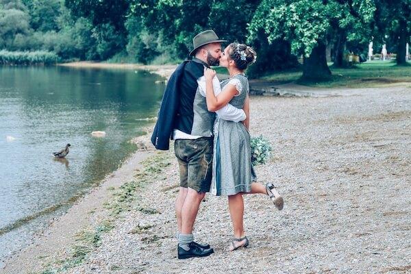 Brautpaarshooting-Fotograf-Chiemsee-Rosenheim