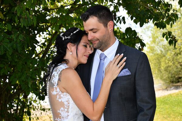 Fotograf-Gstadt-Hochzeit-Brautpaar-Chiemsee