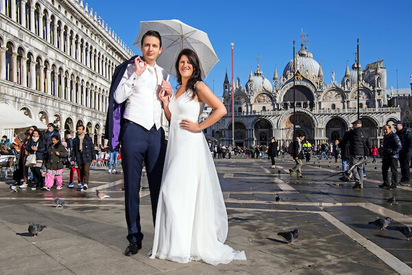 Fotograf-Hochzeit-Venedig-Brautpaar-Fotoshooting