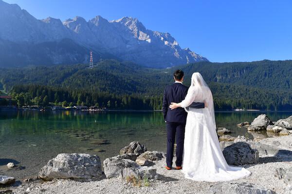 Fotograf-Hochzeit-Zugspitze