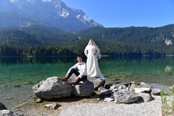 Fotograf-Hochzeit-Zugspitze-Fotoshooting