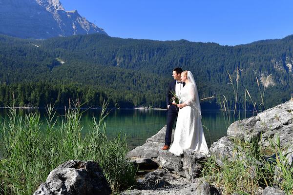 Fotograf-Hochzeit-Zugspitze-Garmisch-Partenkir chen