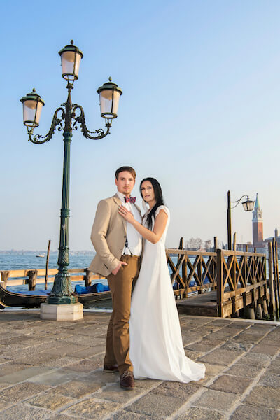 Fotograf-Venedig-Markusplatz-Fotoshooting-Hochzeit-Brautpaar