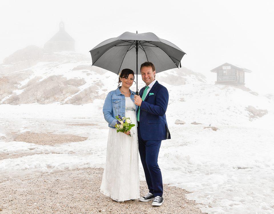 Fotograf Zugspitze Hochzeit