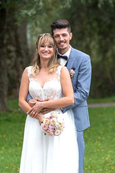 Hochzeit-Chiemsee-Brautpaarshooting