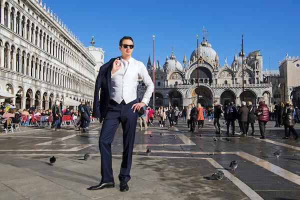 Hochzeitsfotograf-Venedig