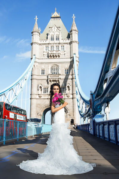 London-Hochzeit-Shooting-Brautpaar-Tower-Bridge