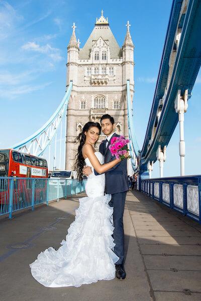 London-Hochzeit-deutscher-Fotograf-Tower-Bridge-Brautpaar-After-Wedding-Shooting