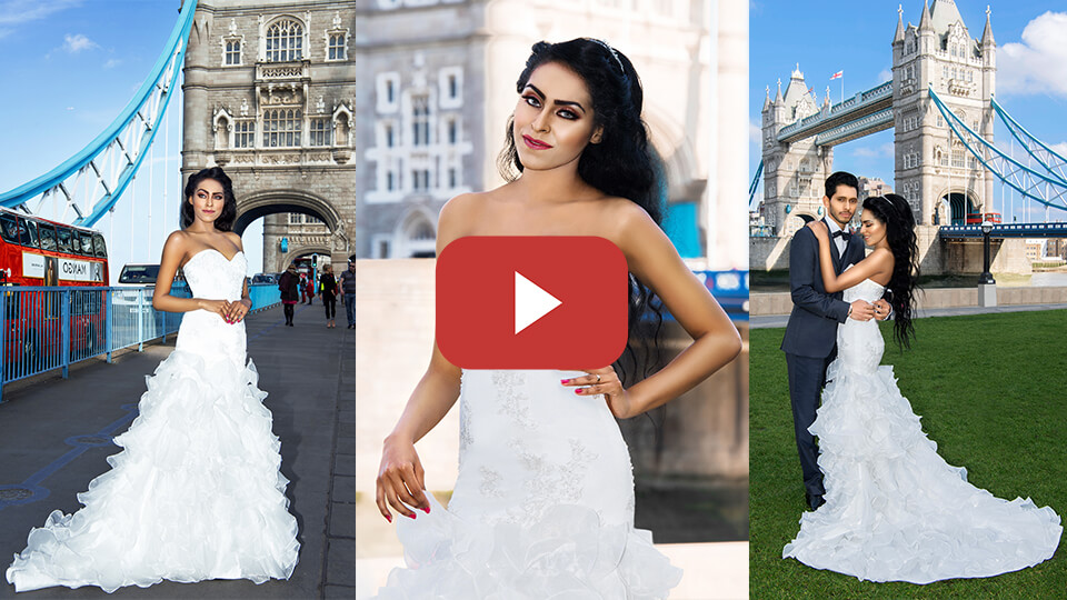 London Thier Photography After Wedding Shooting
