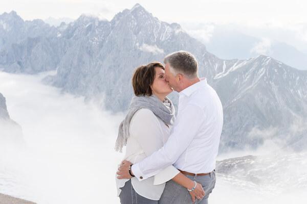Zugspitze Hochzeit Fotos